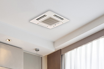 ME Redsell Cassette Air Conditioning Systems Sunshine Coast